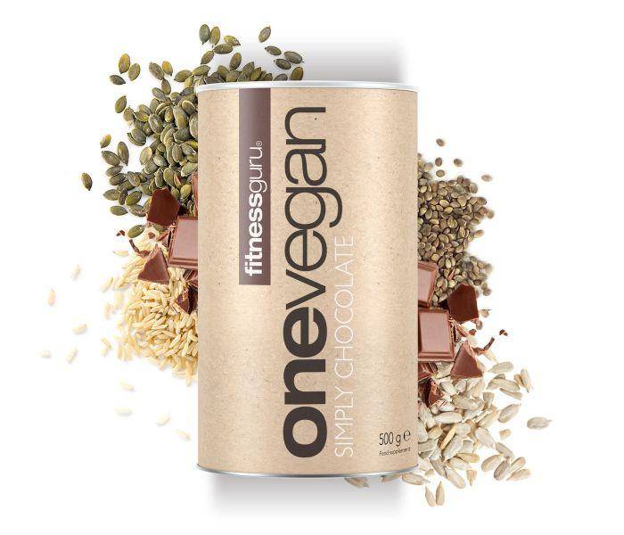 Fitnessguru vegansk proteinpulver